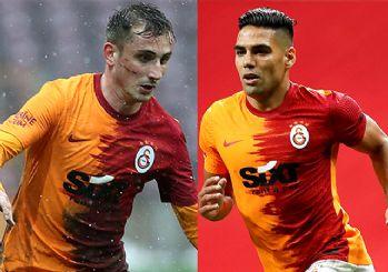 Galatasaray antrenmanında korkutan kaza! Falcao'nun yüz kemiklerinde kırıldı