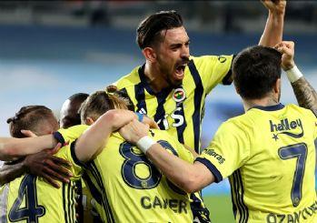 Fenerbahçe'nin zirve takibi devam ediyor! 3-1