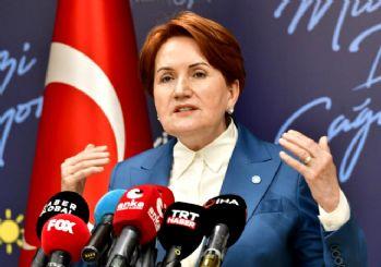 Akşener: Kılıçdaroğlu, cumhurbaşkanı adayı olmayı düşünebilir, bir sakınca yok