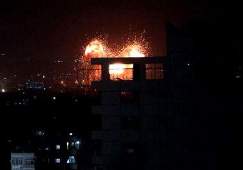 İsrail, Ramazan ayında yine Gazze'yi bombaladı!