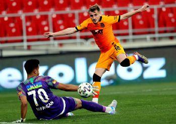 Kerem attı, Galatasaray kazandı! 3-1