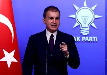 AK Parti'den Yunan Bakana sert tepki