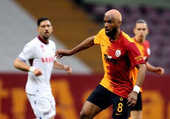 Galatasaray, Trabzonspor'la berabere kaldı 1-1