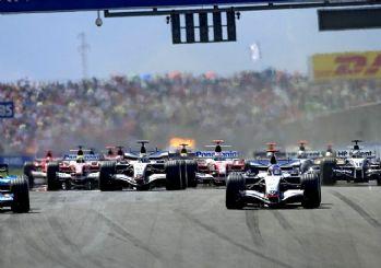 Formula 1 İstanbul'a geri dönüyor