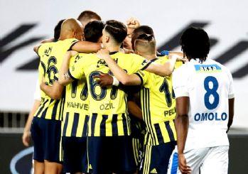 Fenerbahçe zirve yarışından kopmadı! 3-0