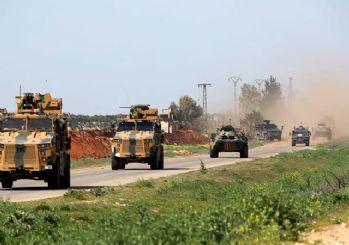 İdlib'de Türk askerine saldırı: 1 askerimiz şehit 4 askerimiz yaralı