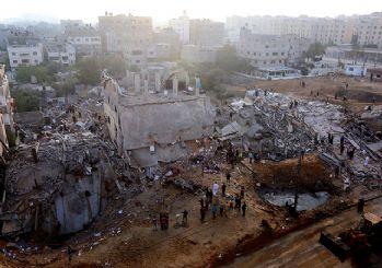 İsrail Gazze'yi Ramazan Bayramı'nda da vuruyor: Şehit sayısı 83'e yükseldi