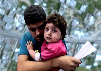 Google Haritalar'da dikkat çeken Gazze detayı