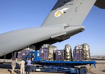 Türkiye'den Hindistan'a yardım uçağı