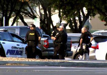 California'da silahlı saldırı: Ölü ve yaralı var