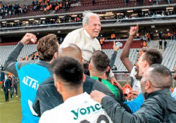 Altay Süper Lig'e yükseldi