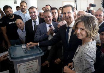 Suriye'de Esad rejimine 4 milyon fazladan oy çıktı