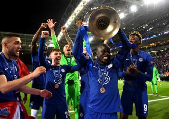 Şampiyonlar Ligi şampiyonu Chelsea