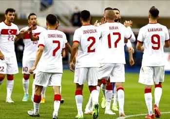 EURO 2020'ye kazanarak gidiyoruz! 2-0