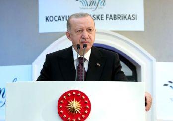 Erdoğan'dan çifte müjde çiftçi ve sanatçılara güzel haber