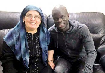 N'Golo Kante'den Türkiye itirafları: Finalden önce Hatun Anne bana dua etti