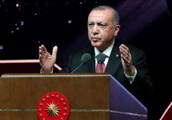 Erdoğan'dan 'Mankurt' çıkışı