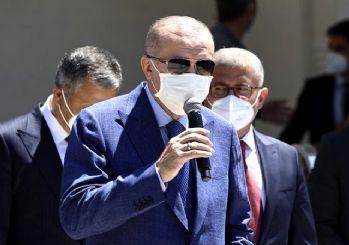 Erdoğan'dan kentsel dönüşüm mesajı: Belediye sözünü tutmazsa oturma eylemi yapın ben de katılırım
