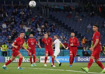 Euro 2020'ye kötü başladık! Milli Takımımız, İtalya'ya mağlup oldu 3-0