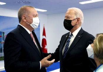 Cumhurbaşkanı Erdoğan, Biden'la görüştü: Çok iyi bir toplantıydı