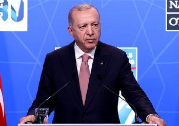Erdoğan: Terör örgütlerine verilen destek sonlandırılmalı