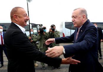 Şuşa'ya tarihi ziyaret! Cumhurbaşkanı Erdoğan, Azerbaycan'da