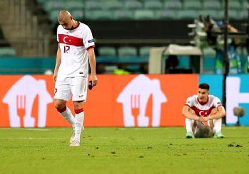 Türkiye EURO 2020'ye veda etti! 3-1