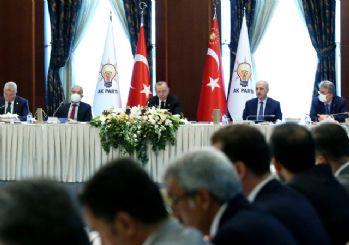Erdoğan'dan vekillere talimat: Vatandaşın ayağına gidin