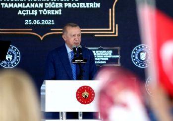 Erdoğan'dan, güvenlik kuşağı vurgusu