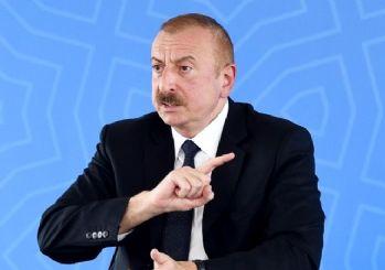 Aliyev'den Ermenistan'a barış çağrısı
