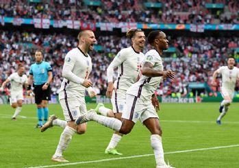İngiltere Almanya'yı eledi ve çeyrek finale yükseldi