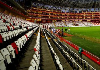 TFF kararını verdi: Maçlar yüzde 50 seyircili olacak