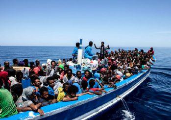 Tunus açıklarında tekne battı: En az 43 göçmen boğuldu