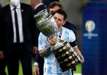 Arjantin 28 yıl sonra Kupa Amerika'yı kazandı