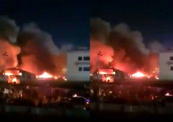 Irak'ta Covid hastanesinde yangın: Çok sayıda ölü ve yaralı var