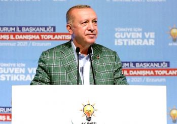 Cumhurbaşkanı Erdoğan'dan AK Parti teşkilatına uyarı: Kibir, büyüklenme bize asla yakışmaz