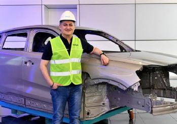 TOGG'dan 'gövde' gösterisi! Yerli otomobilin montajından ilk görüntü