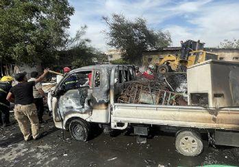 Bağdat'ta patlama: 22 kişi öldü, 47 yaralı