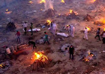 Hindistan'da milyonlarca kişi Covid-19'dan ölmüş olabilir