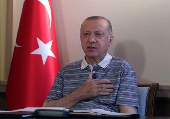 Erdoğan: Türkiye henüz yeni varyantların pençesine düşmüş değil