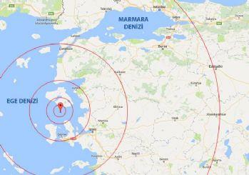 İzmir beşik gibi sallanıyor! 1 saatte 47 deprem oldu