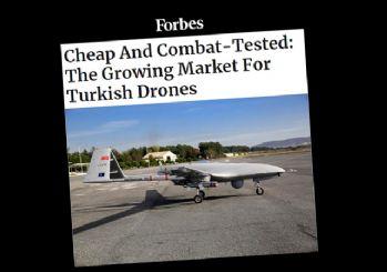 Türk SİHA'ları ABD basınında