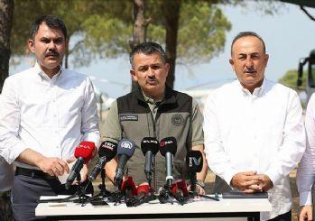 Orman Bakanı Pakdemirli açıkladı: Neden helikopter tercih edildi?