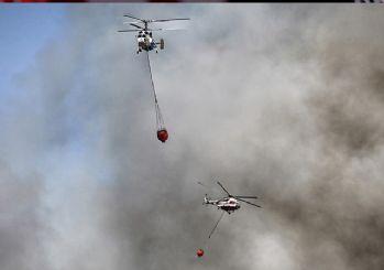 Bakan Pakdemirli: 107 yangının 98'i kontrol altında