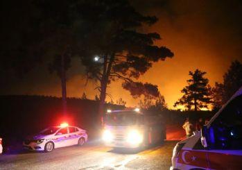 Yangınlar 2 kentte devam ediyor: Mersin'deki yangınlar kontrol altına alındı