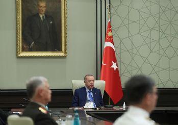 Yüksek Askeri Şura toplantısı başladı