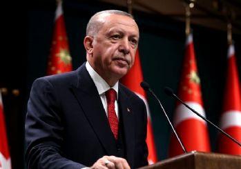 Erdoğan: Şu an bölgede 20 uçak var