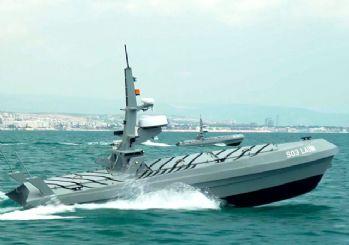 İnsansız deniz araçları göreve hazırlanıyor