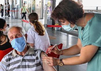 Türkiye'de corona virüsten son 24 saatte 128 can kaybı, 27 bin 356 yeni vaka 11 Ağustos 2021