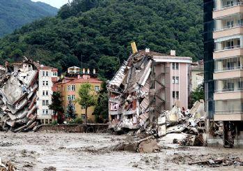 Batı Karadeniz'deki sel felaketi: Can kaybı 40'a yükseldi